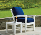 Seaside Casual Southport Bunching Table - Set of 2