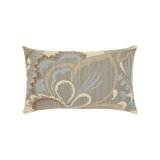 Elaine Smith Floral Mist Lumbar pillow