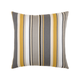 Elaine Smith Shadow Stripe toss pillow