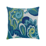 Elaine Smith Floral Wave toss pillow