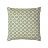 Elaine Smith Octagon Spa toss pillow