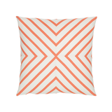 Elaine Smith Provence Stripe toss pillow