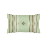 Elaine Smith Function Stripe Lumbar pillow