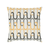 Elaine Smith Shadow Link toss pillow