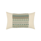 Elaine Smith Spa Deco Lumbar pillow
