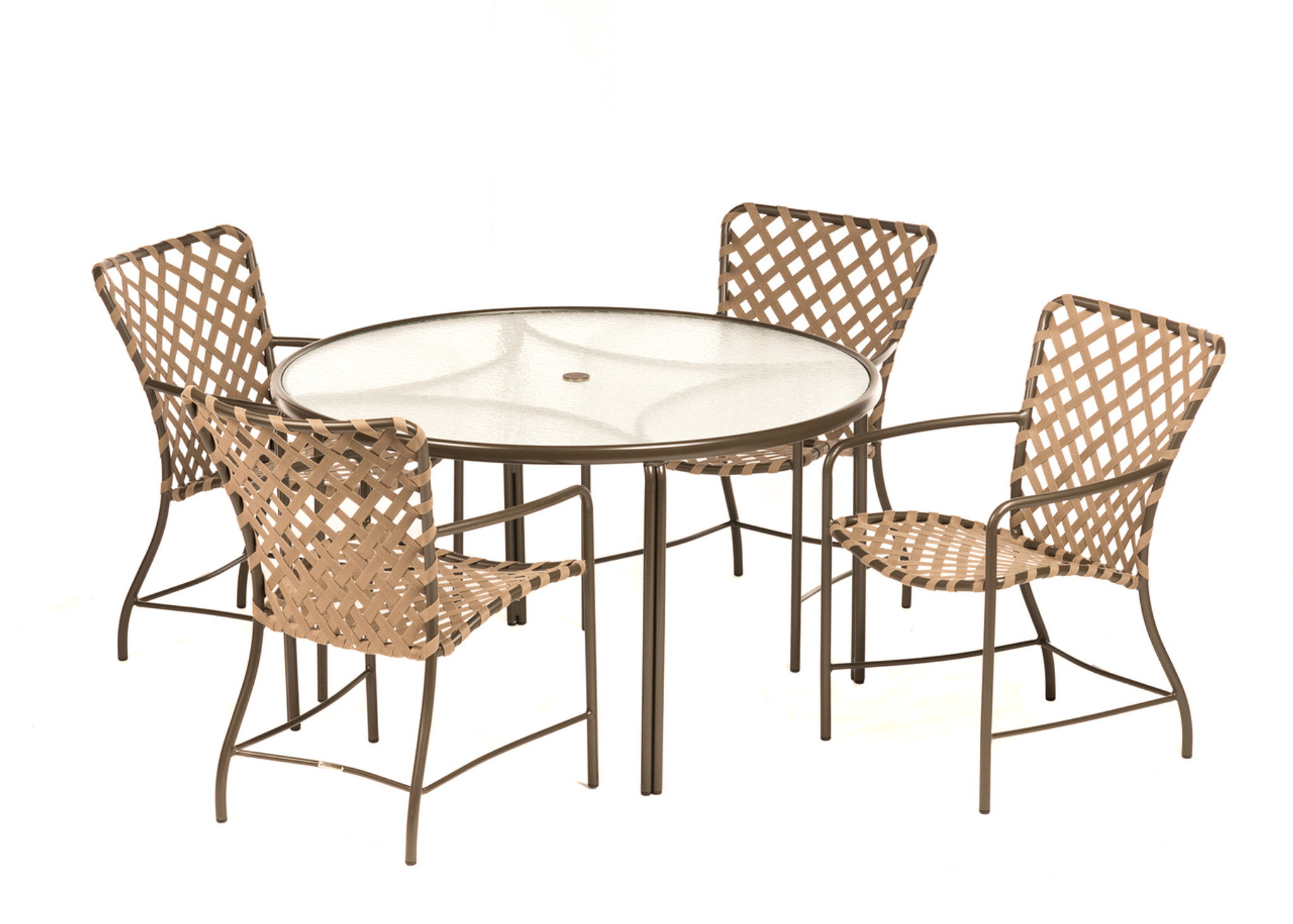 Brown Jordan Tamiami Ii Dining Set Garden Cottage