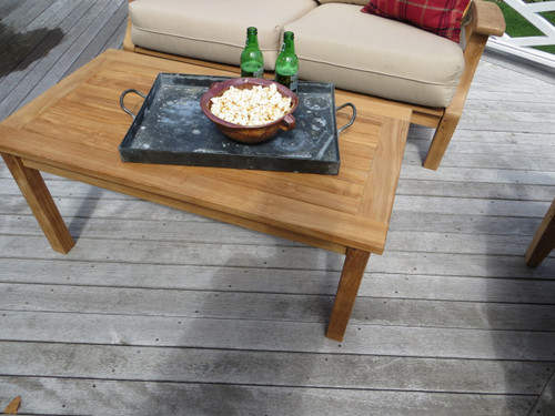 CO9 Design Essential Rectangle Coffee Table
