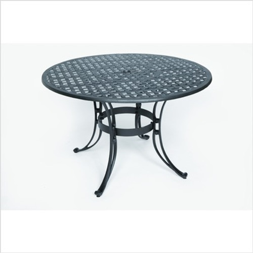 "Three Coins 52"" Round Patio Table"