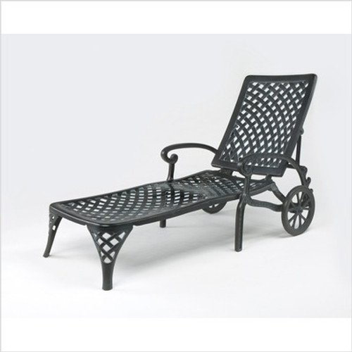 Crossweave Chaise Lounge