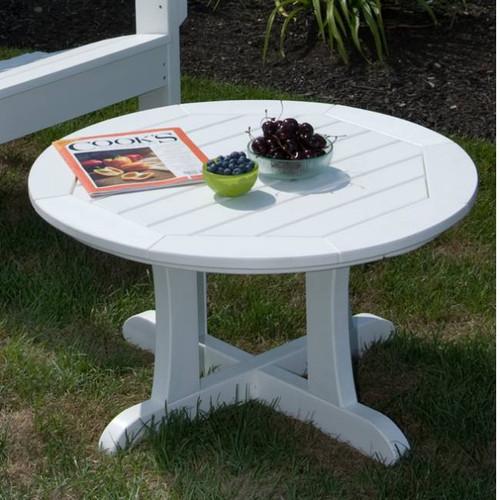 """Seaside Casual Westport 30"""" Coffee Table - EnviroWood"""