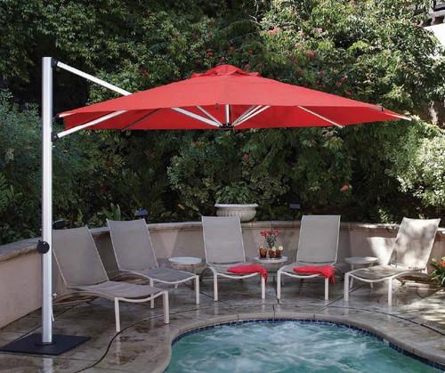 Shademaker Sirius Cantilever Umbrella