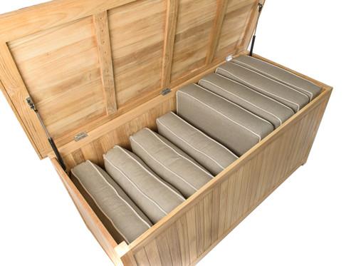 CO9 Design Essential Teak Cushion Box