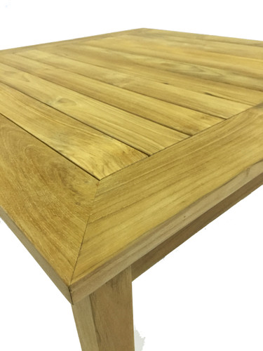 "CO9 Design Essential 36"" Square Coffee Table"