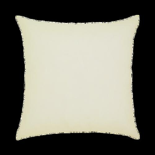 Elaine Smith Metallic Block toss pillow, back