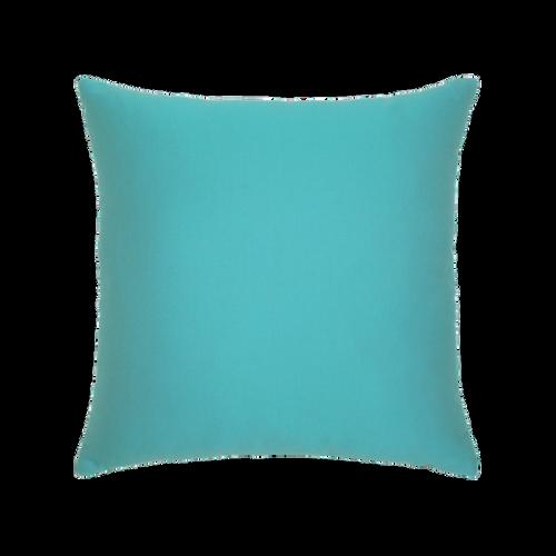 Elaine Smith Gladiator Aruba toss pillow, back