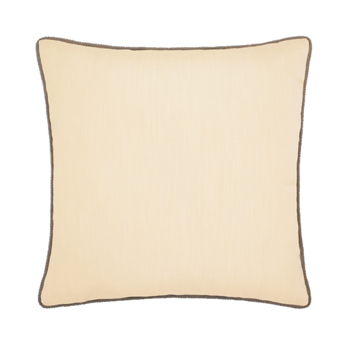 Elaine Smith Jeweled Sedona Sun toss pillow, back