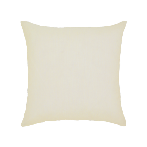 Elaine Smith Floral Wave toss pillow, back