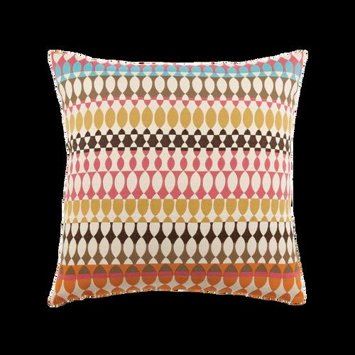Elaine Smith Modern Oval Candy toss pillow