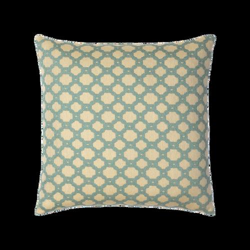Elaine Smith Octagon Spa toss pillow