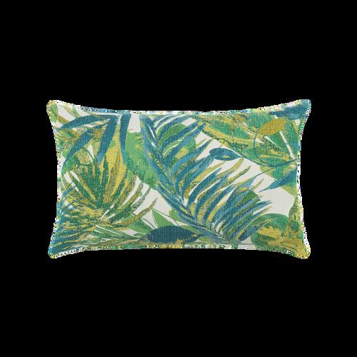 Elaine Smith Eden Botanical Lumbar pillow