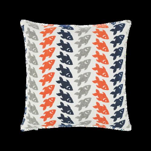 Elaine Smith Oceana Marine toss pillow