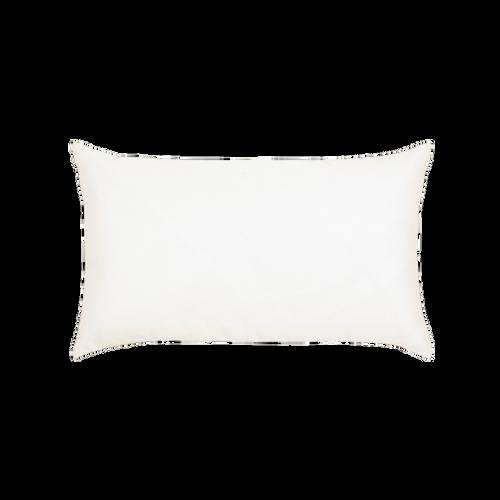 Elaine Smith Function Stripe Lumbar pillow, back