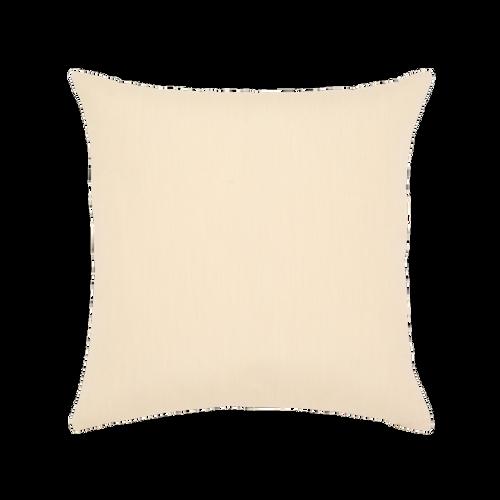 Elaine Smith Landscape Stripe toss pillow, back