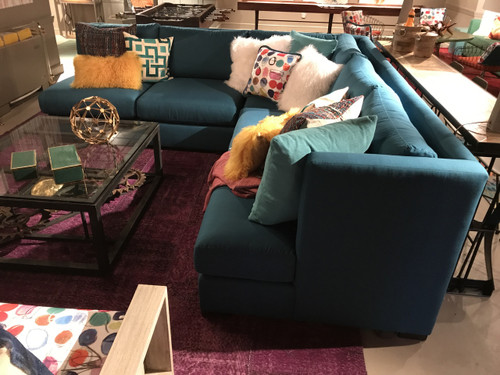 Peacock Sectional