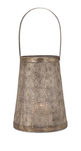 Cassara Large Pierced Lantern