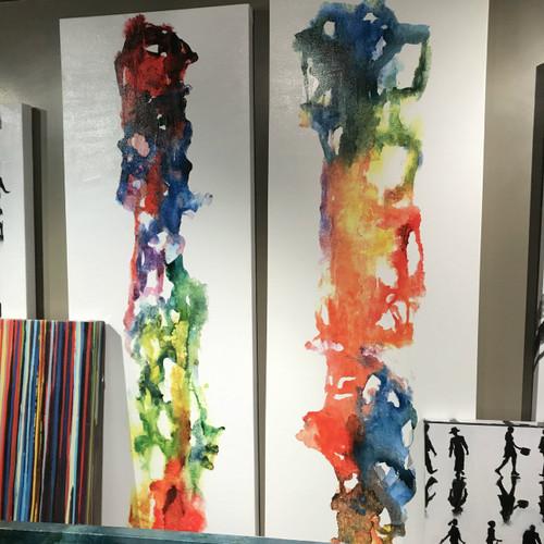 Crepes I-  Artwork