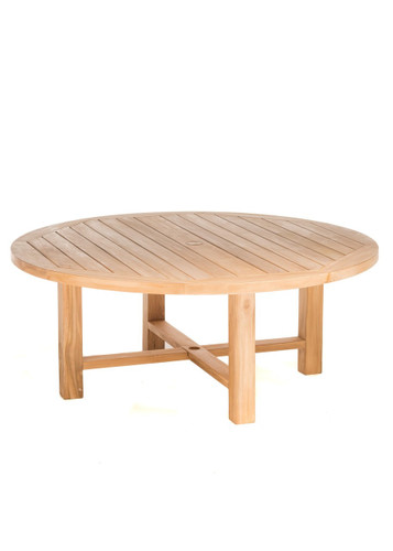"""CO9 Design Lakewood 50"""" Round Chat Table"""