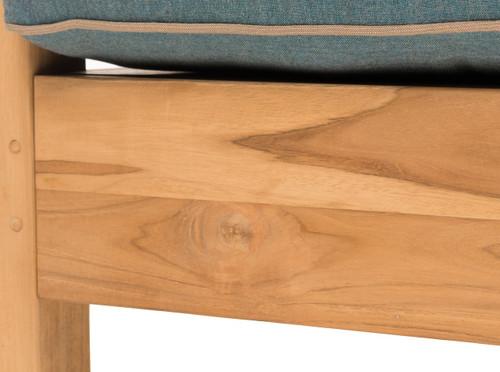 CO9 Design Jackson Loveseat Front Detail