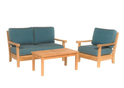 CO9 Design Jackson Loveseat Seating Set