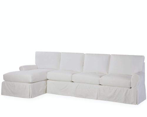 Rolled Arm Sectional (C71X)