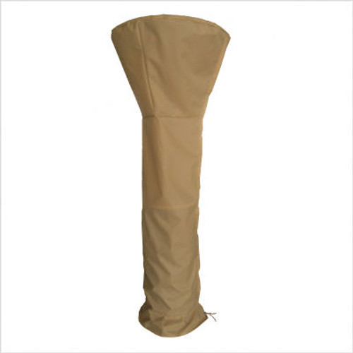Tall Patio Heater Cover in 600D Fabric