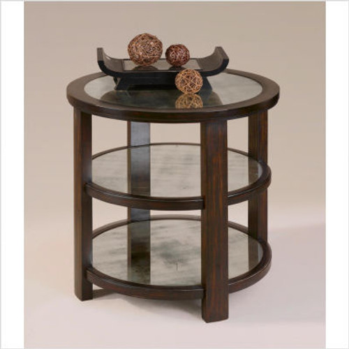 Monteith Lamp Table