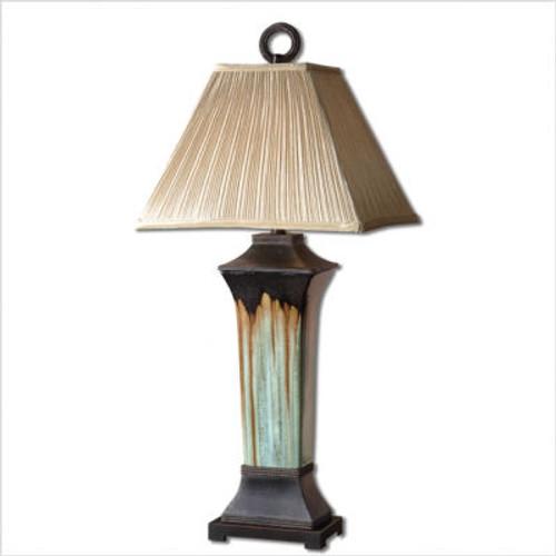 Olinda Table Lamp in Brown