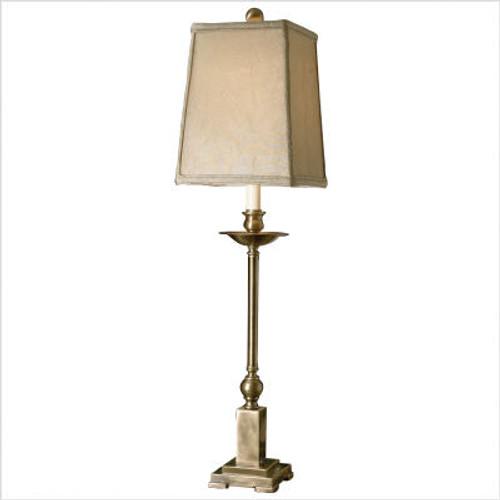 Lowell Candlestick Buffet Lamp