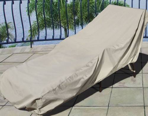 SMALL CHAISE LOUNGE COVER