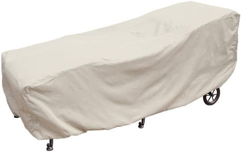 CHAISE COVER W/ELASTIC-LARGE
