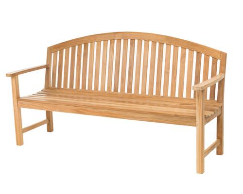 Dodger 6' Teak Bench