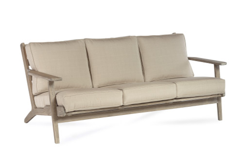 Dover Sofa with Champagne Cushions