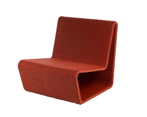 Lola Adirondack Chair, Red