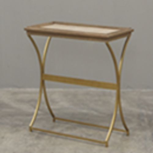 RECTANGULAR SIDE/TRAY TABLE