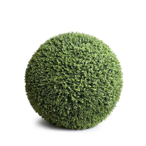 "28"" ENDURALEAF BOXWOOD BALL"