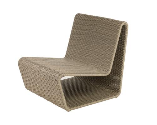 Lola Adirondack Chair, Grey