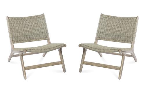 Arden Chair, Grey - Set of 2