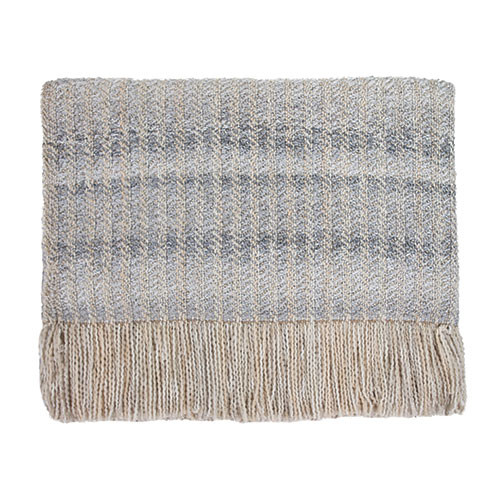 Quincy Smoke Throw 45x70 USA
