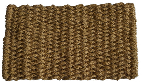 "EMBEDDED ROPE 24""x36"" DOOR MAT"
