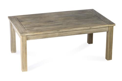 Lakewood Rectangular Coffee Table, Grey Finish